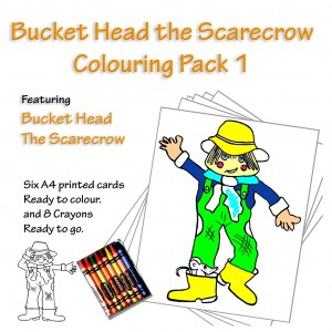 COLOURING PACK 1 Thumb
